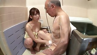 Hard sex To Lovely Nipper In Law