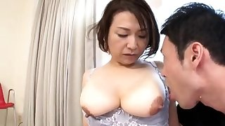 Young asian fat nipples