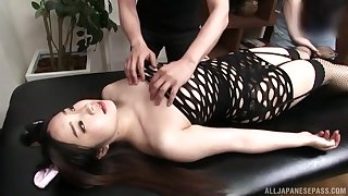 Hot Japan mature in preposterous oral enjoyment and kinky charm