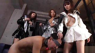 japanese femdom NITR-314