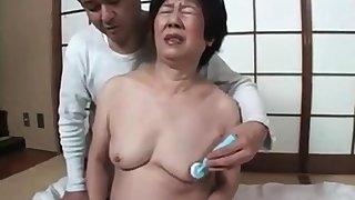 Brobdingnagian Pleasure to a Japanese Gilf